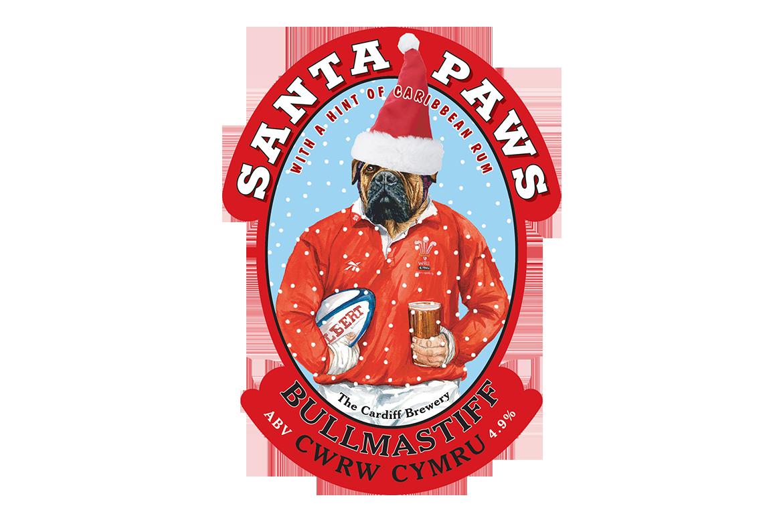 Santa-Paws-Bullmastiff Brewery