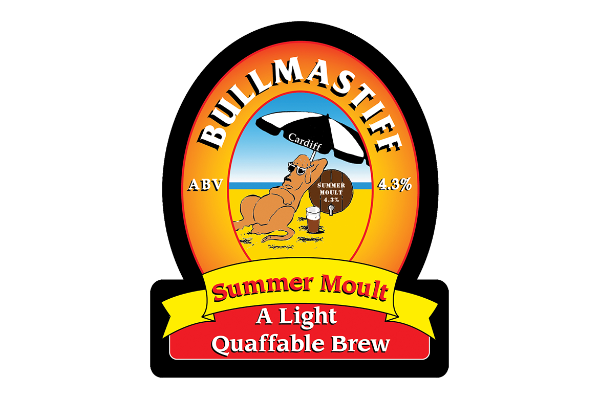 Summer-Moult-Bullmastiff Brewery
